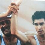 Olimpiadi Barcellona 92 - Con Damilano (2)