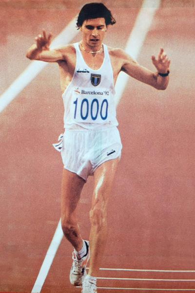 Olimpiadi Barcellona 92 - Arrivo (2)