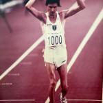 Olimpiadi Barcellona 92 - Arrivo