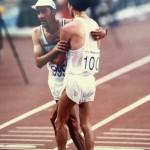 Olimpiadi Barcellona 92 - Arrivo Damilano