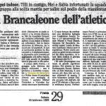L'Unità 18/02/1989